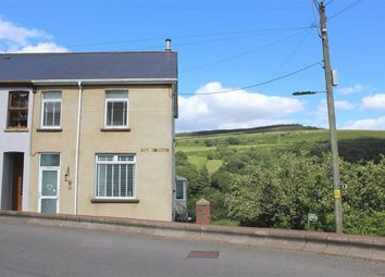 Thumbnail 3 bed end terrace house to rent in Church Street, Ynysybwl, Pontypridd