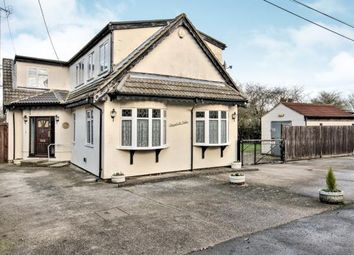 Thumbnail 4 bed detached house for sale in Bowers Gifford, Basildon, Essex