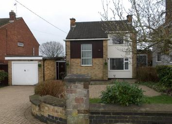 Thumbnail 3 bedroom detached house for sale in Charnwood Drive, Markfield, Leicestershire