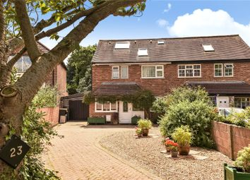 Thumbnail 4 bed semi-detached house for sale in Old Ruislip Road, Northolt, Middlesex