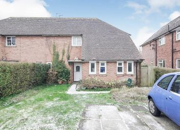 Thumbnail 3 bed semi-detached house for sale in Hurst Cottages, East Street, Amberley, Arundel
