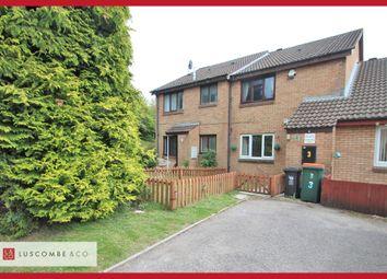 Thumbnail 1 bedroom flat to rent in Collingwood Crescent, Newport