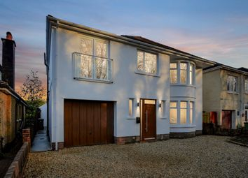 Thumbnail 5 bedroom detached house for sale in King George V Drive, Cardiff