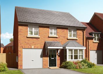 "Thumbnail 4 bed detached house for sale in ""The Barlow"" at Barff Lane, Brayton, Selby"