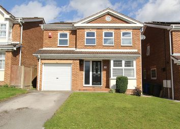 Thumbnail 4 bed detached house for sale in Abbeyhill Close, Ashgate, Chesterfield, Derbyshire