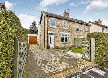 Thumbnail 2 bed semi-detached house for sale in The Crescent, Rowlands Gill