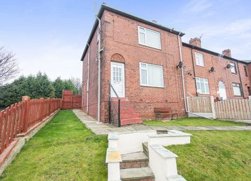 Thumbnail 3 bed terraced house for sale in The Croft, Glasshoughton, Castleford