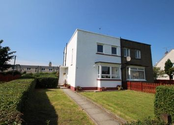Thumbnail 3 bedroom semi-detached house for sale in Levernside Road, Glasgow, Lanarkshire