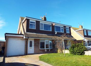 Thumbnail 3 bed semi-detached house for sale in Marine Parade, Fleetwood, Lancashire