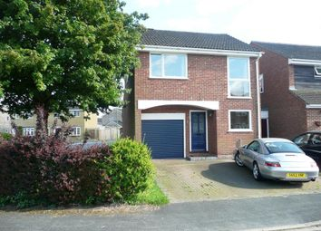 Thumbnail 3 bedroom link-detached house to rent in Clevedon Court, Farnborough