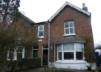 Thumbnail 2 bed semi-detached house to rent in New Road, Lymm