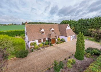 Thumbnail 5 bed detached house for sale in Little Yeldham, Halstead, Essex