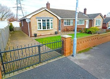 Thumbnail 2 bed semi-detached bungalow for sale in Lynwood Drive, Carlton, Barnsley, South Yorkshire