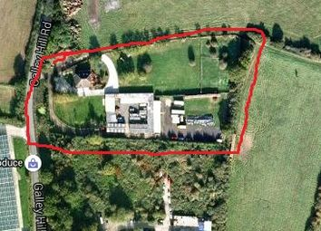 Thumbnail Land for sale in Galley Hill Road, Waltham Abbey