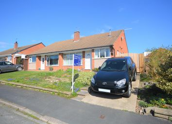 Thumbnail 3 bedroom semi-detached bungalow for sale in The Ridings, Keyworth, Nottingham