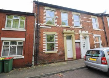 Thumbnail 5 bed terraced house for sale in Tulketh Crescent, Ashton-On-Ribble, Preston