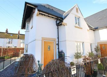 Thumbnail 2 bed end terrace house for sale in Schools Yard, Worthing, West Sussex