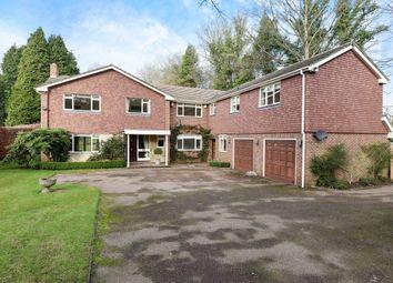 Thumbnail 6 bed detached house to rent in Hopgarden Lane, Sevenoaks