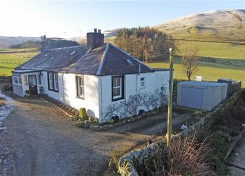 Thumbnail 3 bed semi-detached house for sale in Carlesgill Cottages, Westerkirk, Langholm