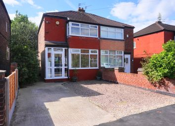 Thumbnail 2 bedroom semi-detached house for sale in Davenham Road, Stockport