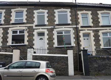Thumbnail 2 bed terraced house to rent in Coronation Place, Aberfan, Merthyr Tydfil