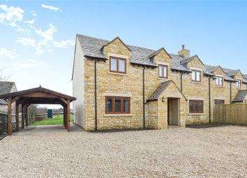 Thumbnail 4 bed detached house to rent in Nettleton Road, Burton, Chippenham, Wiltshire