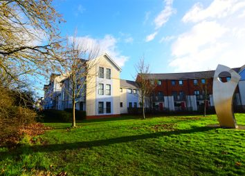Thumbnail 2 bedroom flat for sale in Guillemot Road, Portishead, Bristol