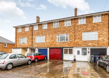 Thumbnail 4 bed town house for sale in Lawrence Close, Hertford