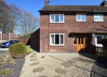 Thumbnail 3 bed semi-detached house for sale in Nether Gardens, Wirksworth, Matlock