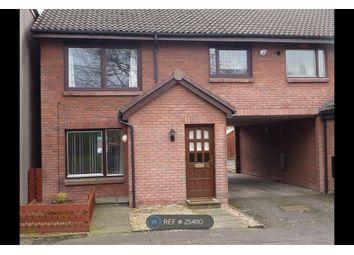 Thumbnail 1 bed flat to rent in Grangeburn Road, Grangemouth