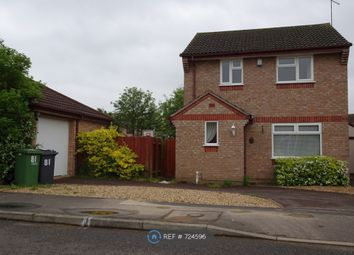 3 bed detached house to rent in Caldbeck Close, Peterborough PE4