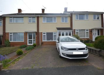Thumbnail 3 bed terraced house for sale in Wentworth Gardens, Exeter, Devon