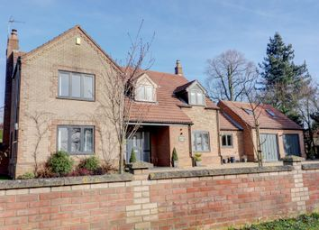 Thumbnail 4 bed detached house for sale in East Winch Road, Glosthorpe Manor, Ashwicken