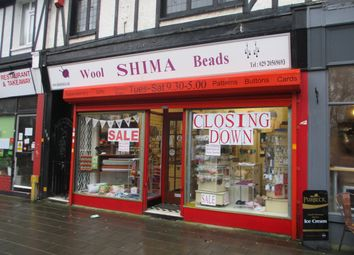 Thumbnail Retail premises to let in Attractive Mid-Terraced Lock-Up Shop, 589 Cowbridge Road East, Cardiff