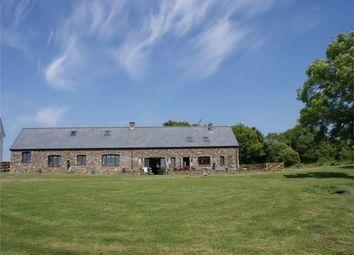 Thumbnail 3 bedroom barn conversion for sale in Llan-Elen, Welsh Moor, Swansea