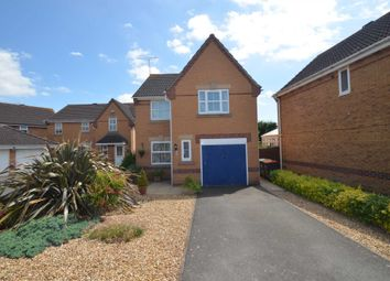 Thumbnail 3 bed detached house for sale in Marigold Way, Bedford