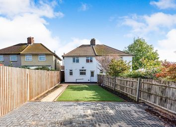 Thumbnail 3 bed semi-detached house for sale in Douglas Road, Kingston Upon Thames