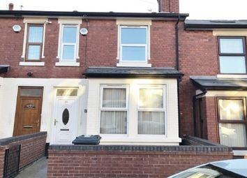 Thumbnail 1 bed property to rent in Leacroft Road, Derby