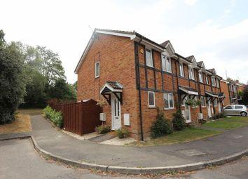 Thumbnail 2 bed terraced house for sale in Sandstone Close, Winnersh, Wokingham