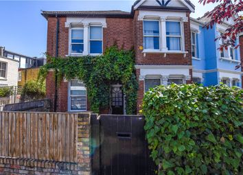 Thumbnail 3 bed end terrace house for sale in Weston Road, London