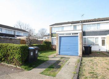 Thumbnail 3 bedroom end terrace house for sale in Hatfield Crescent, Hemel Hempstead