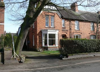 Thumbnail 3 bed property to rent in Wellington Road, Nantwich