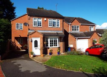 Thumbnail 5 bed detached house for sale in Pagets Chase, Cannock, Staffordshire