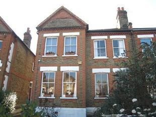Thumbnail 4 bed maisonette for sale in Adamsrill Road, Sydenham SE26, London,