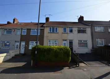 Thumbnail 4 bedroom terraced house for sale in Luckwell Road, Ashton, Bristol