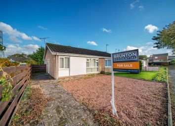 Thumbnail 2 bed semi-detached bungalow for sale in Beacon Drive, Wideopen, Newcastle Upon Tyne