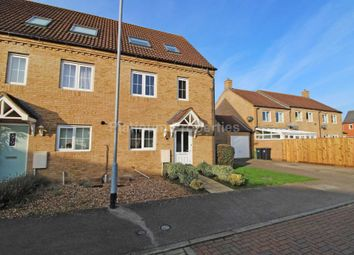 Thumbnail 3 bed end terrace house to rent in Merivale Way, Ely