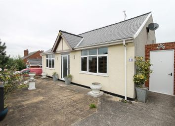 Thumbnail 3 bed detached bungalow for sale in Alexandra Road East, Spital, Chesterfield