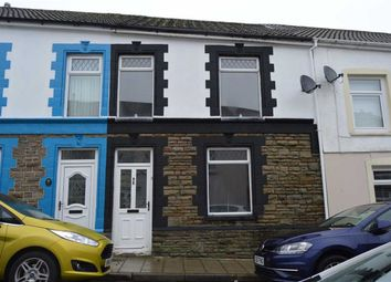 Thumbnail 3 bed terraced house for sale in Wingfield Street, Aberfan, Merthyr Tydfil