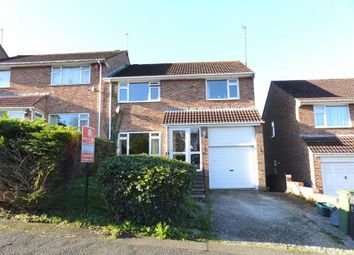 Thumbnail 4 bed semi-detached house for sale in Bridlebank Way, Weymouth, Dorset